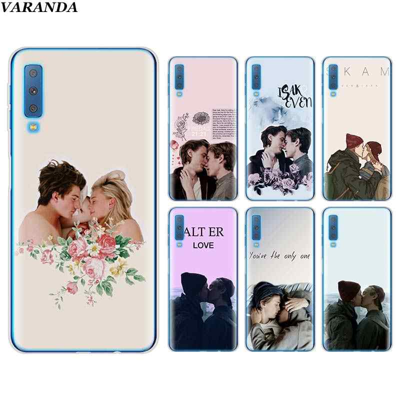 Norwegian gay drama SKAM ALT ER Silicone Phone case for Samsung Galaxy A7 A6 A8+Plus A9 2018 S10 Plus S10e M20 M30 TPU Soft case
