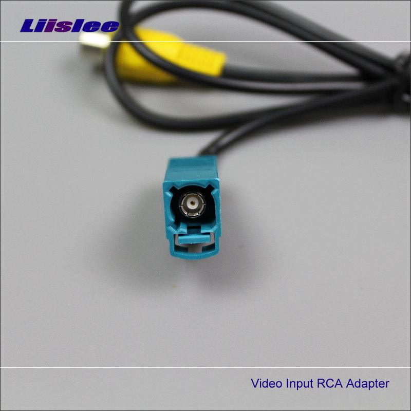 Стандартты бейне кіріс сигналы RCA - Автомобиль электроникасы - фото 3