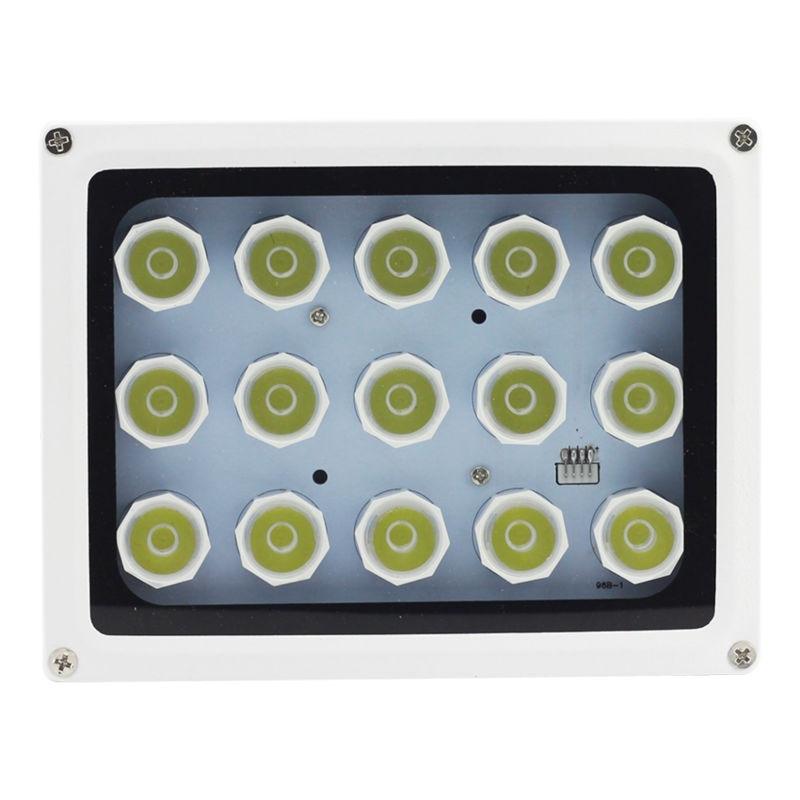 2-Night vision 8 LED Array Illuminator Lamp  SAE100-BG15ZL