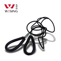 Wesing Fitness & Body Building Resistance Bands Tubes Practical Elastic Training Rope Yoga Pull Rope Gym Equipment for Men Women