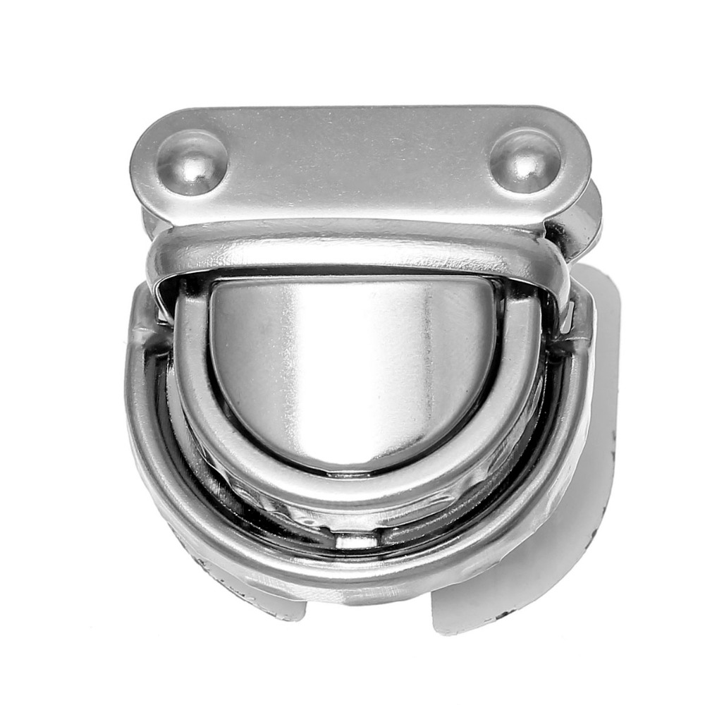 PACGOTH Iron Based Alloy Purse Handbag Lock Clasps Closure Silver Tone 3.3x3.2cm 3.2x3.2cm 3.2x2.9cm, 5 Sets(3 PCs/Set)PACGOTH Iron Based Alloy Purse Handbag Lock Clasps Closure Silver Tone 3.3x3.2cm 3.2x3.2cm 3.2x2.9cm, 5 Sets(3 PCs/Set)