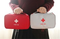 1pc Empty Bag For First Aid Kit Drugs Portable Medical Package Tour Outdoor Creative Emergency Bag