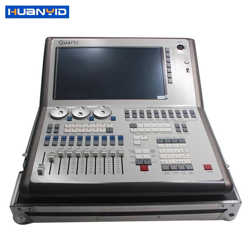 Titan 11.0/10.1/10.0 Three System DMX 512 Console Tiger Titan Quartz Controller With Flight Case
