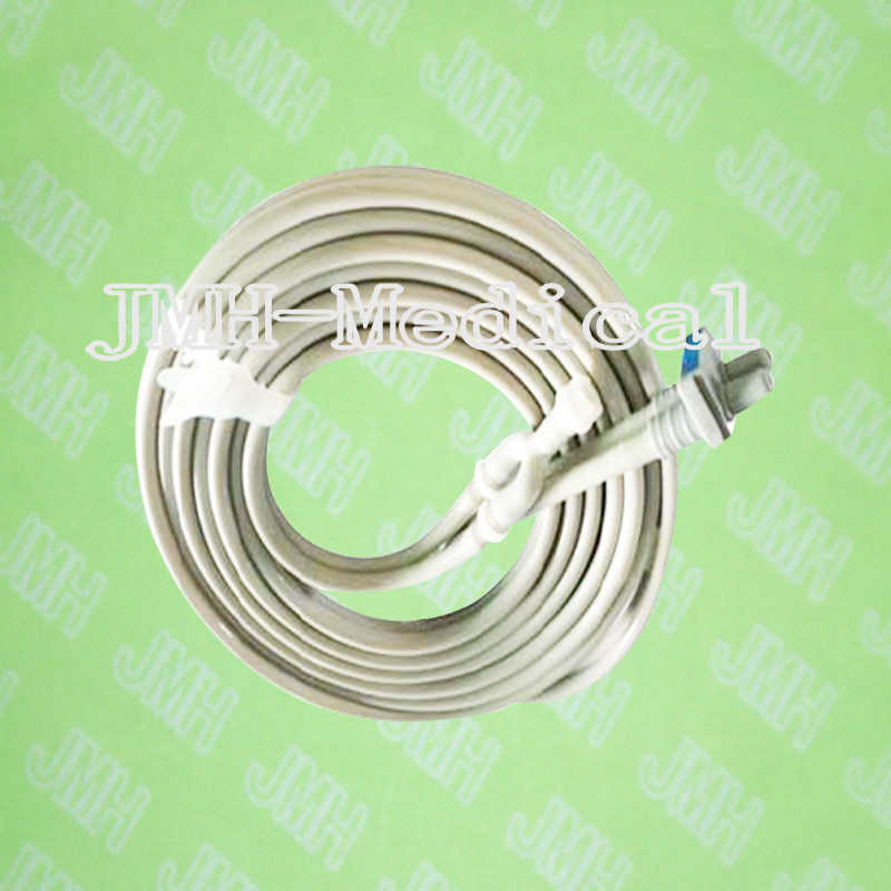 Compatibility Nihon Kohden the NIBP cuff air hose dual tubes connectors . мадам бовари