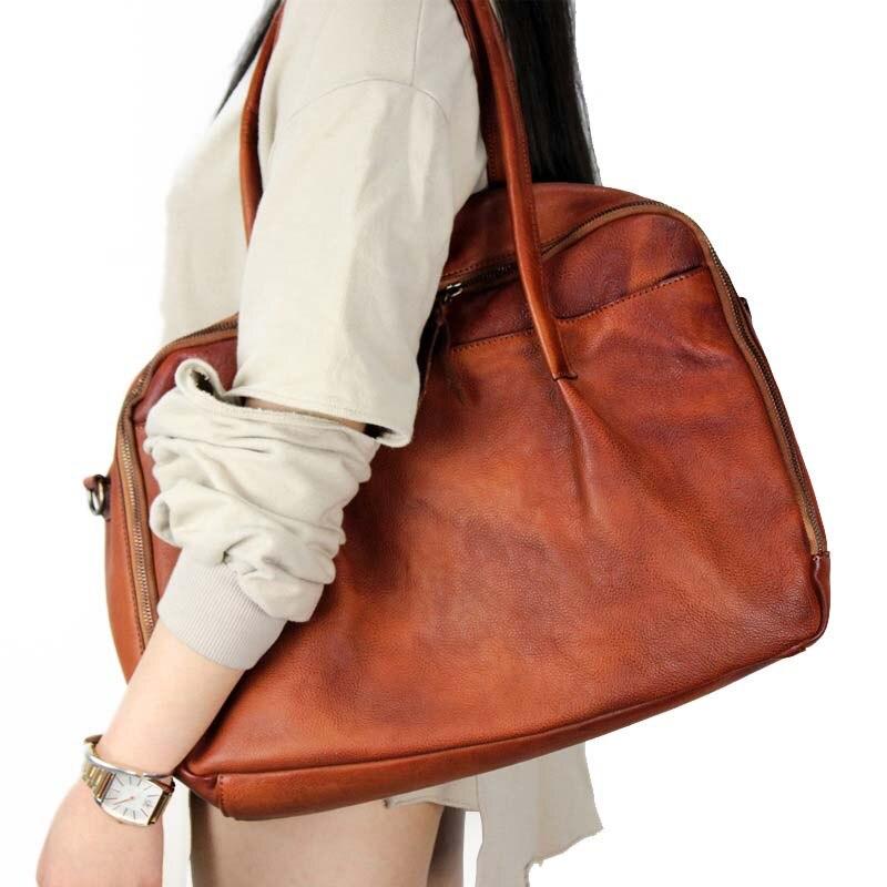 AETOO 2018 New Leather Ladies Leather cowhide lady Single Shoulder Bag Satchel Handbag, trade bag недорго, оригинальная цена