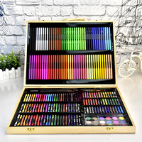 251pcs Painting Supplies Art Sets For Kids Painting Tool Watercolor Brush Set Creative Children Toys Stationery Supplies