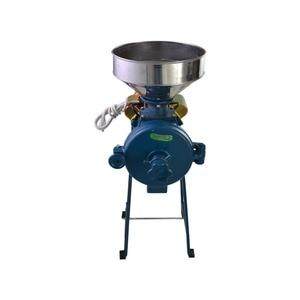 Image 2 - 220V 전기 피드 밀 습식 건조 곡물 분쇄기 쌀 곡물 커피 밀