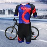 2019 Cycling Jersey Sets Short Sleeve Pro Team Triathlon Race Suit Men Cycling Clothing Skinsuit Custom Jumpsuit Maillot Ropa Ci