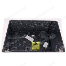 Dla Asus ZenBook 3 Deluxe UX490 ux490u UX490UA ekran panelu wyświetlacza LCD kompletny montaż lcd z pokrywą