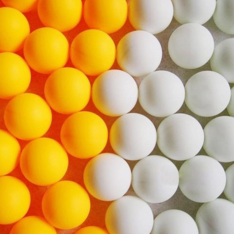150Pcs 38mm White Beer Pong Balls Ping Pong Balls Washable Drinking White Practice Table Tennis Ball