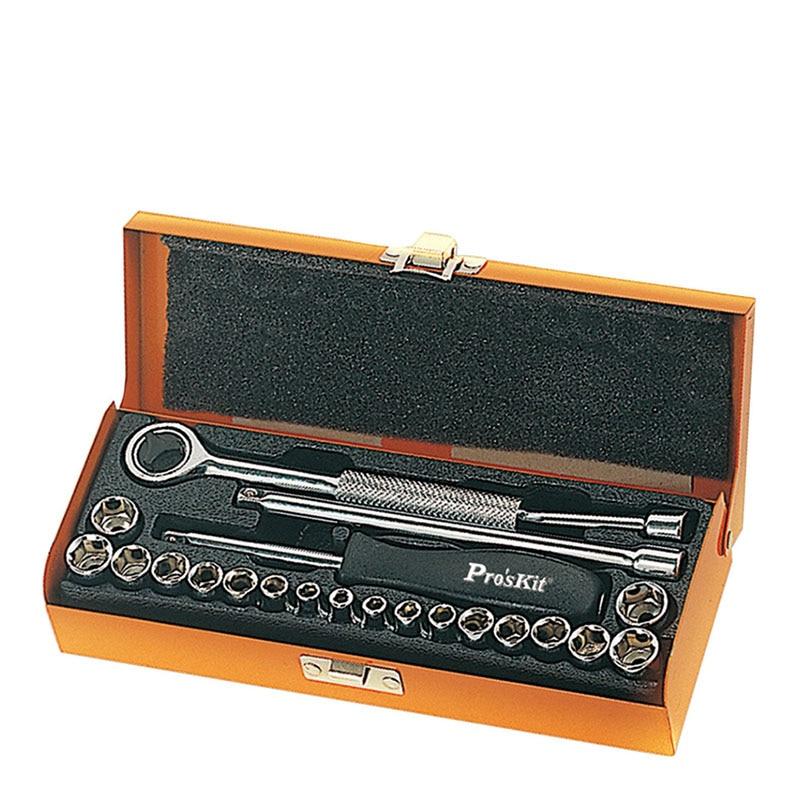 ФОТО 8PK-SD016 23pcs Precision screwdriver set Bolt driver Multi-function Ratchet Wrench set Screwdriver set