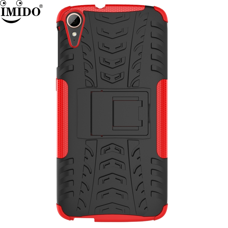 Kickstand Case For HTC Desire 828 HTC 828 Original PC+TPU Hybrid Armor Case For HTC Desire828 Phone Case HTC828 Capa