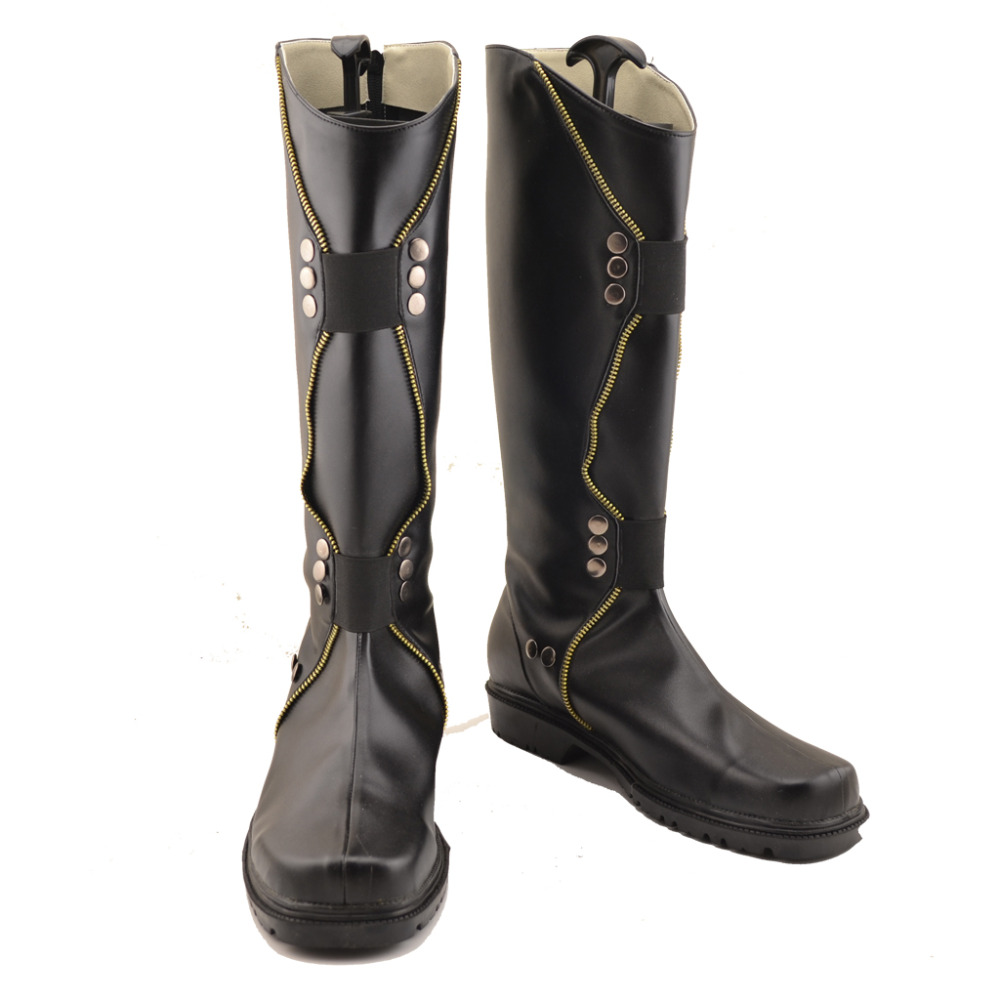 Avengers Thor: The Dark World Loki Cosplay Shoes Boots Superhero Halloween Carnival Party Costume Accessories For Men