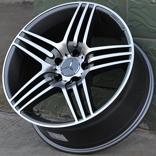 17 18 19 inch 5x112 car aluminum alloy rims fit for mercedes benz in wheels from automobiles. Black Bedroom Furniture Sets. Home Design Ideas