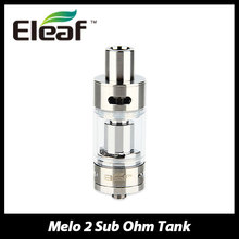 ของแท้100% Eleaf Melo 2เครื่องฉีดน้ำถัง4.5มิลลิลิตรปรับการไหลของอากาศSubohm Melo IIเครื่องฉีดน้ำบุหรี่อิเล็กทรอนิกส์ด้านบรรจุถัง