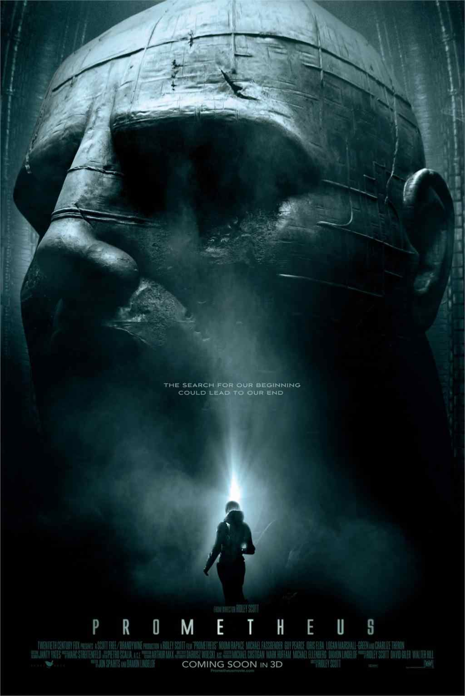 Image result for prometheus poster