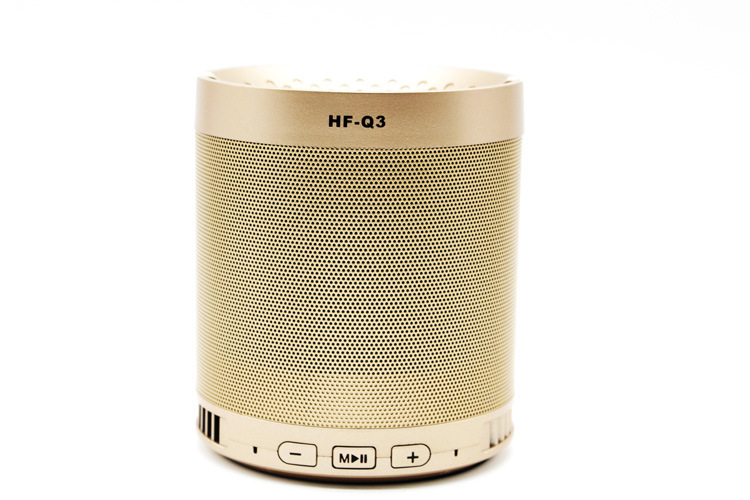 Mini Portable Radio Speaker MP3 Player Music Box Bluetooth 4.0 TF Card Speaker Mobile Phone Holder Speaker With Bass