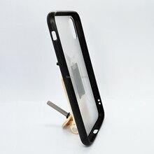 자전거 스템 캡 마운트 폰 홀더 iphone xr, xs, xs max, 11, 11pro 용 clipgrip 케이스 및 texel webgrip 렌치가있는 자전거 마운트