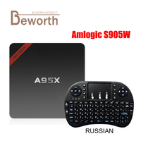Amlogic S905X A95X Nexbox 2GB 16GB Android 6 0 Smart TV Box 1G 8G 2G 8G