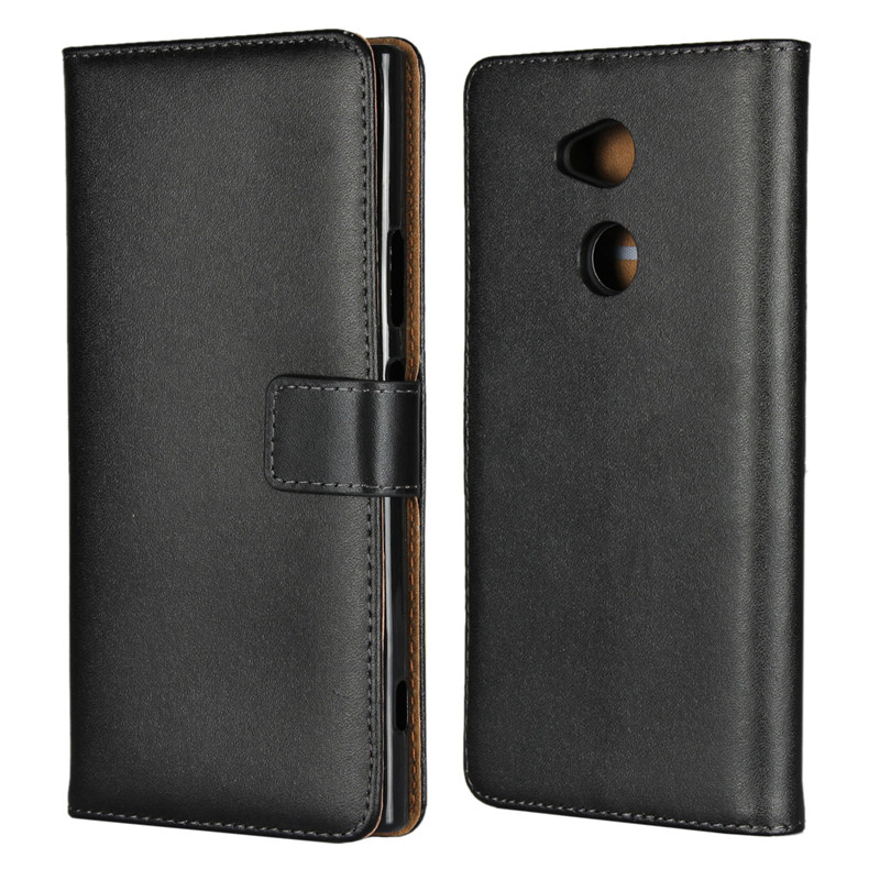 Leather Coque For Sony Xperia XA2 Ultra Case Flip Cover Wallet Mobile Phone Bag Accessories Coque Fundas Carcasas Hoesje Fashion