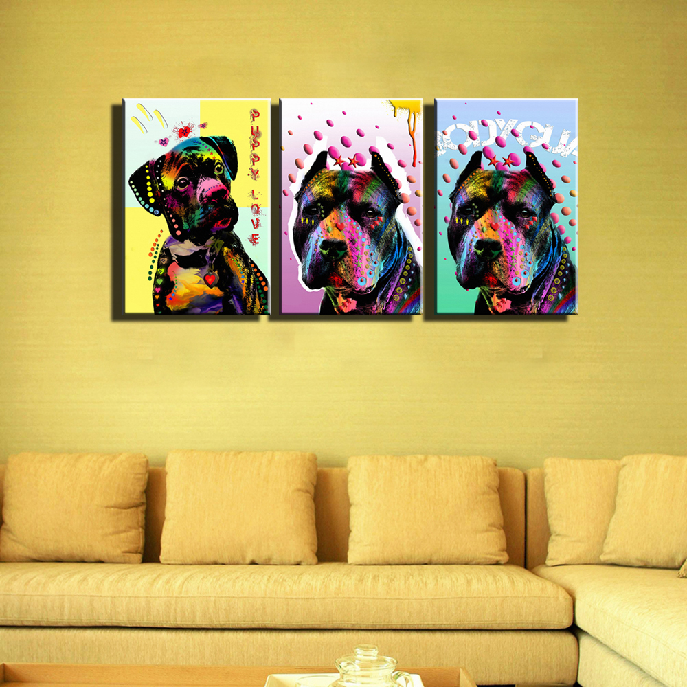 Unique Wall Art 3 Piece Set Component - The Wall Art Decorations ...