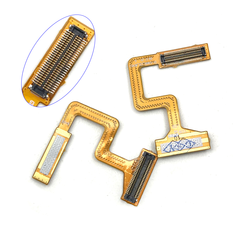 Compatible For Samsung S3600 S3600C S3601 S3601C GT-S3600 Pantalla Lcd Display Screen Connector Motherboard Ribbon Flex Cable