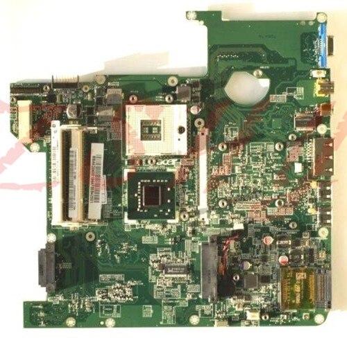 Pour Acer Aspire 4720 4720Z 4720G 4720ZG carte mère d'ordinateur portable MB. AKD06.001 MBAKD06001 DA0Z01MB6F1 gl960 DDR2 livraison gratuite
