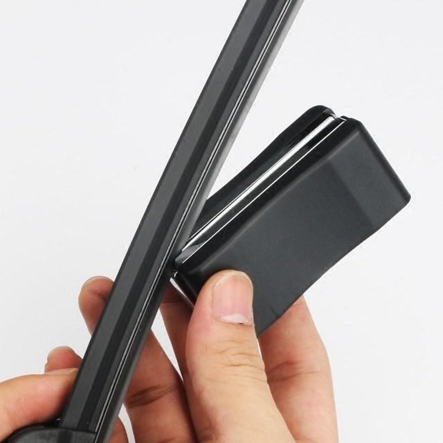 Limpador Ferramenta de Reparo do carro Auto Universal Windshield Wiper Blade Arranhões Reparação Remodelar Ferramentas Ventosa Kit Reparo Do Risco