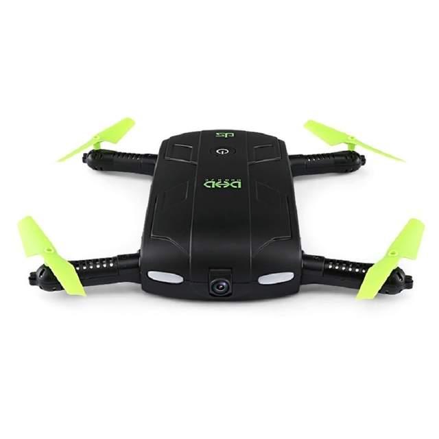 US $19 69 45% OFF DHD D5 Dron do selfie z kamery składany kieszonkowy Rc  drony telefon App sterowania RC helikopter FPV Quadcopter Mini Dron VS JJRC