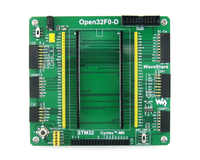 Waveshare STM32 Cortex-M0 Development Board Open32F0-D Standard designed for the ST official tool STM32F0DISCOVERY