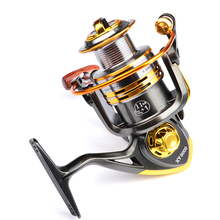 Top Fishing Reels One Way 12BB Ball Bearings Spinning Reel 5.1:1 Left Right Hand Interchangeable Spinning Reel 1 New