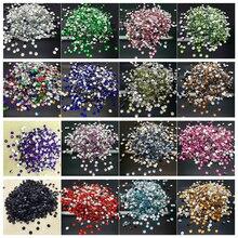 800 шт 4 мм DIY граненые смолы драгоценные камни с плоской задней частью Кристалл бисер для одежды аксессуары выберите стили