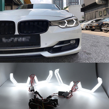 Buy Day Light Drl Angel Eyes And Get Free Shipping On Aliexpress Com