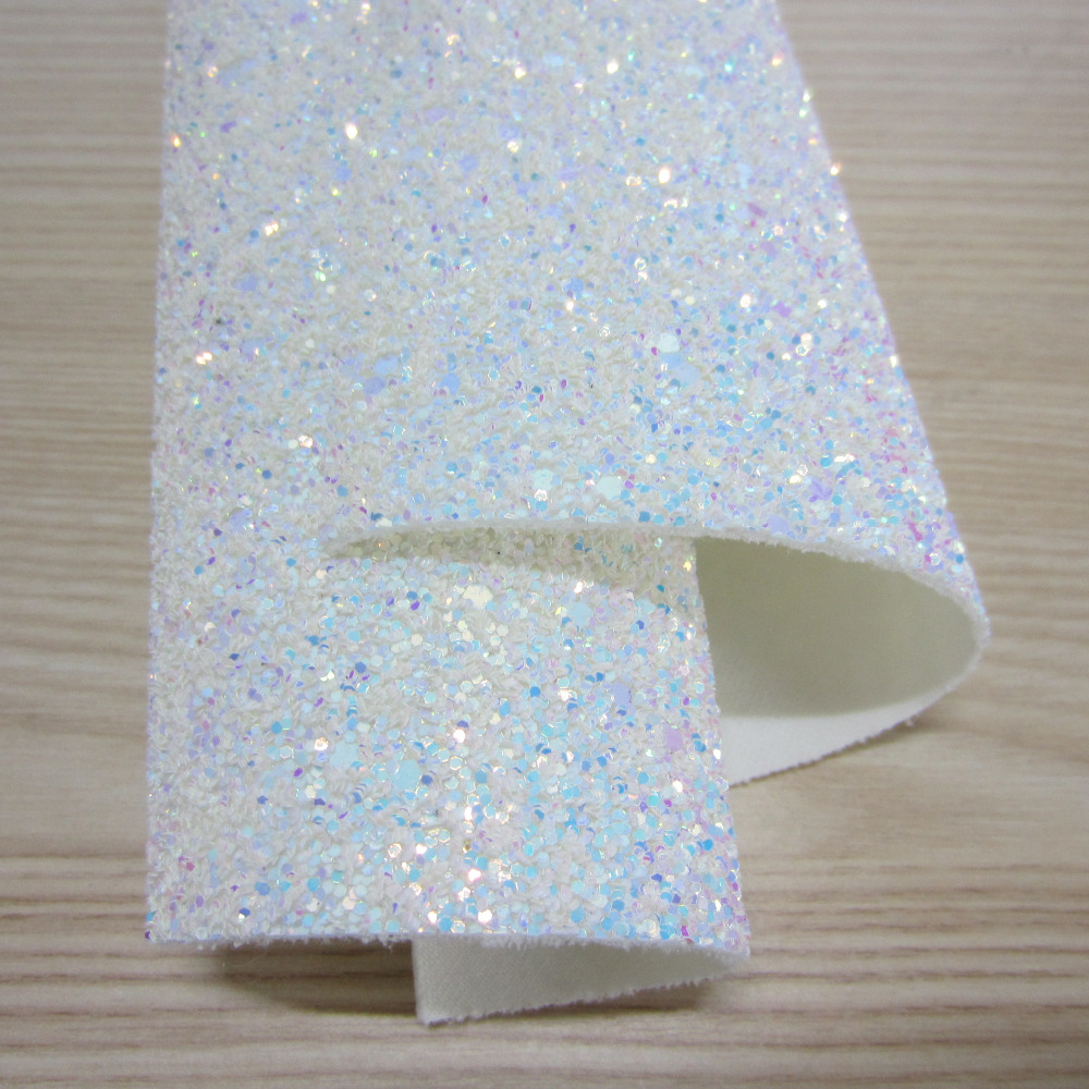 Mirror Leatherette A4 Pink Turquoise Silver Bow Making Sheet Sheets