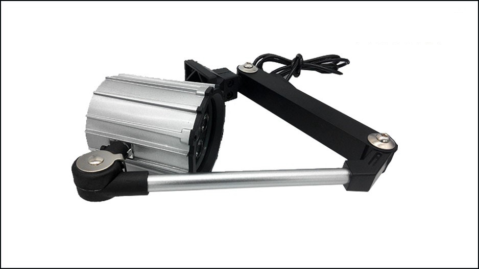 12W 110V/220V LED Long arm work lights Spotlights Long Arm Folding lamp Work Light Waterproof IP65 CNC Machine Tools Lighting visual communication spotlights for exhibition and trade fairs 40cm long arm and 30cm extra height