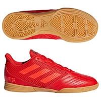 ADIDAS Boots Boy Unisex PREDATOR 19.4 IN ROOM J, Futsal, Rojact Rojsol NegbãS