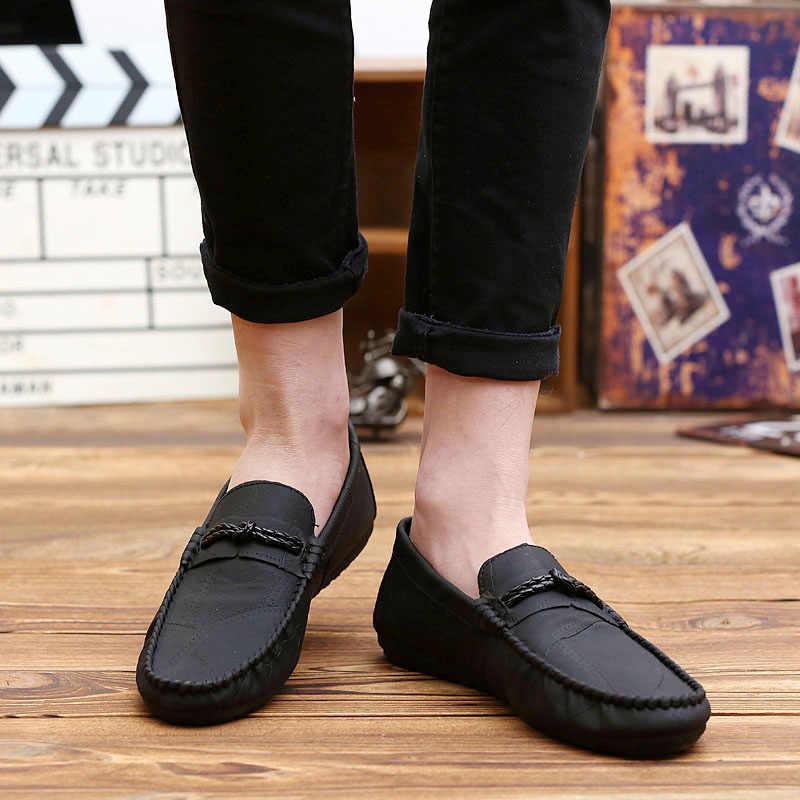 Zomer Sneakers Mannen 2019 Casual Mannen Schoenen Mode Peas Schoenen Licht Sneakers Mannelijke Ademende Jeugd Trend Zapatos Hombre HC-079