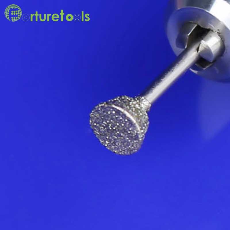 диамант монтирани точилна игла - Абразивни инструменти - Снимка 6