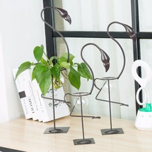 Festival Gifts Glass Vase For Flower Home Ornamants Hydroponic Plants Container Vase Glass Transparent