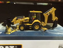 New Packing-Caterpillar Cat 420F2 IT Backhoe Loader 1/50 DieCast 85233 Oleh DM(China)