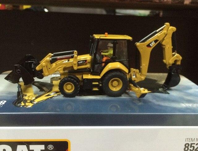 New Packing-Caterpillar Cat 420F2 IT Backhoe Loader 1/50 DieCast 85233 Oleh DM