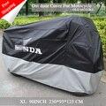 Новый Мотоцикл Обложка xl Размер Доказательство Воды Мотоцикл Черный Щепка Вниз с Логотипом 210 т Материал Мотоцикл for150-250cc
