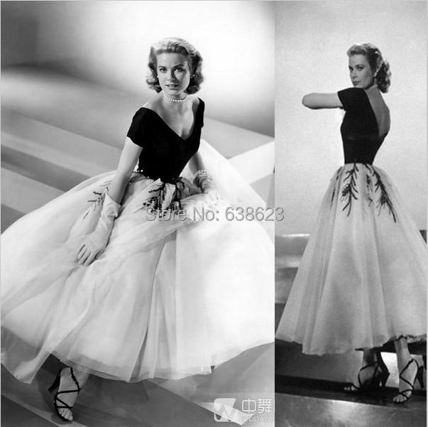 50s Style Prom Dress - Ocodea.com