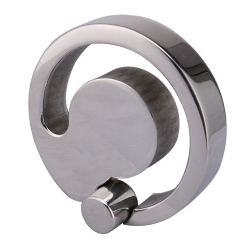 304 Stainless Steel Ball Stretcher Cock Ring U Groove Design Scrotum Rings,Pendant Bondage Metal Cockring Adult Sex Toys For Men metal stainless steel scrotum bondage penis weight pendant cock ring ball stretcher cockring sex toys for men adult products