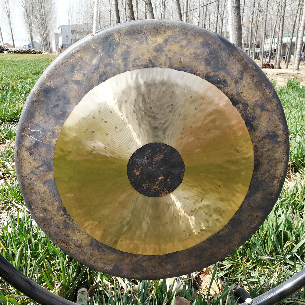 100% hand made gong,chinese traditional 20''chao GONG chinese traditional 22 chao gong brass gong