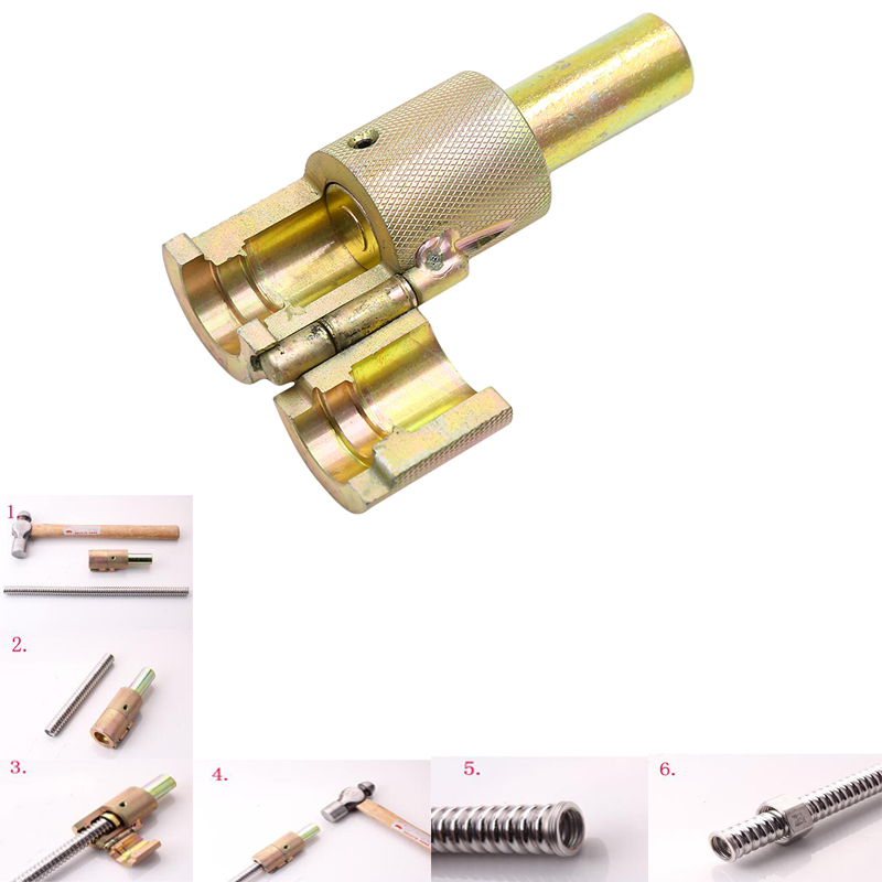 Stainless Steel Bellows Pressure Side Mold/Wave Device/ Lat Mouth/Leveling Device/Tube Tool 3 Points / 4 Points / 6 Points