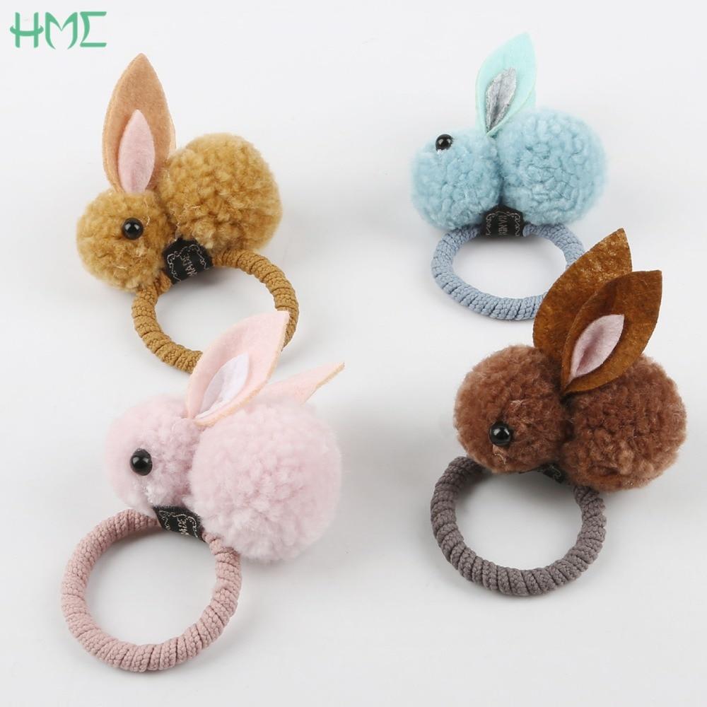 Cute Animals Rabbit Style Hair Bands For Children Girls Hair Accessories c US