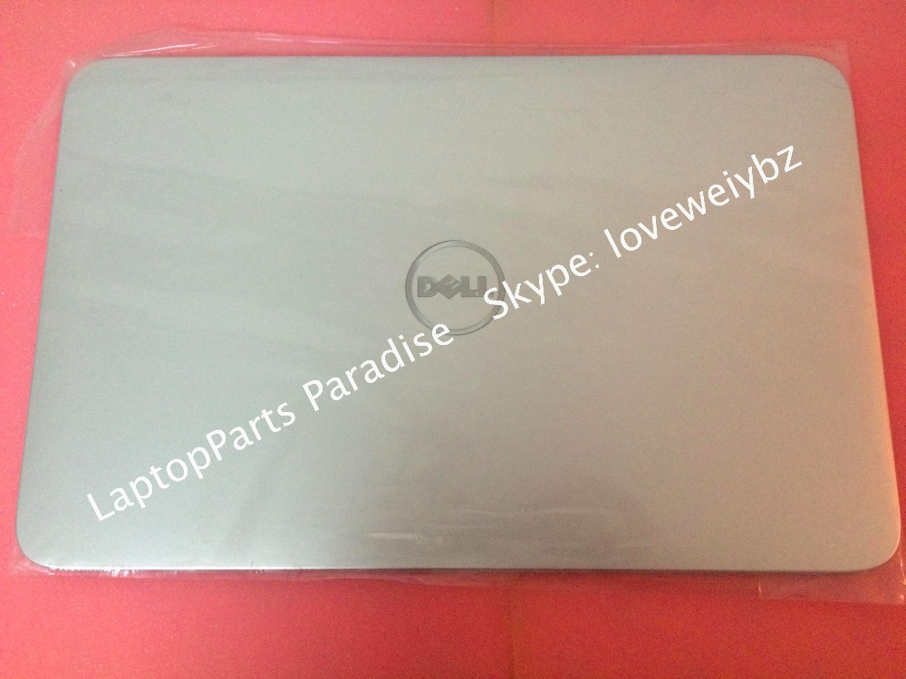 OEM New Screen Housing For Dell XPS 15 L501X L502X Plastic Laptop Screen assembly Lid Back cover Top case