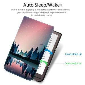 Image 5 - Étui AROITA pour 7.8 pouces PocketBook 740 InkPad 3 e Book (modèle PB740), couverture de coque intelligente de mode légère avec