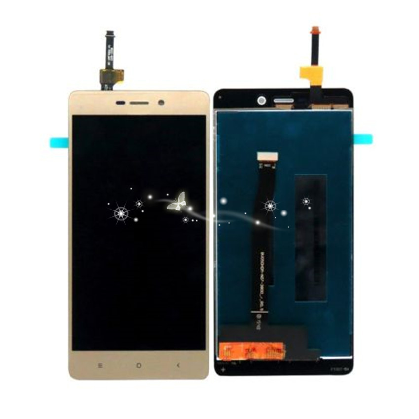 A New LCD Display Screen Digitizer Replacement For Xiaomi Redmi 3/3s/3 pro Free Shipping